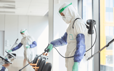 Why Disinfection Services Are Important for House & Office?