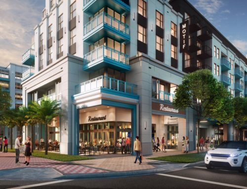 Native Realty Hired to Exclusively Market Retail and Restaurant Space at Motif in Flagler Village