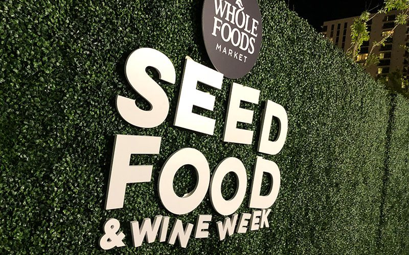 Seed Food and Wine Week 2017 Coverage