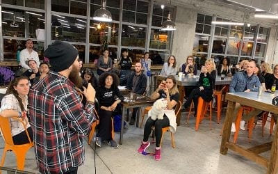 Animal Rights Panel at Vegan Fine Foods
