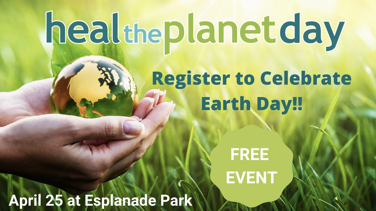 Heal the Planet Day 2021