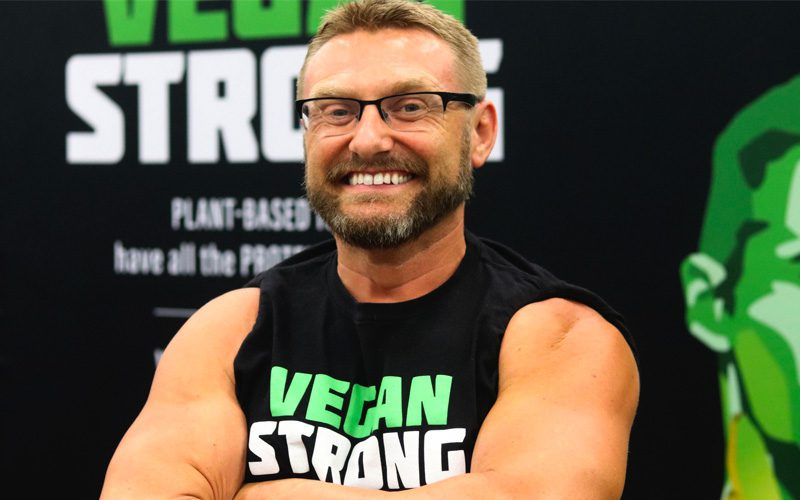 Robert Cheeke – The Plant Based Athlete