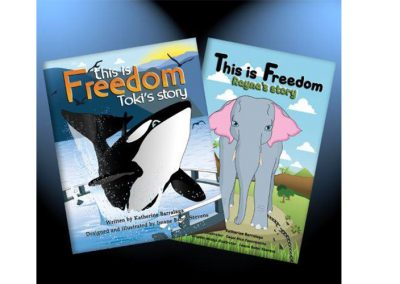 This is Freedom (Children's book series)