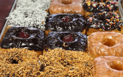 National Cream Filled Donut Day   Local Finds