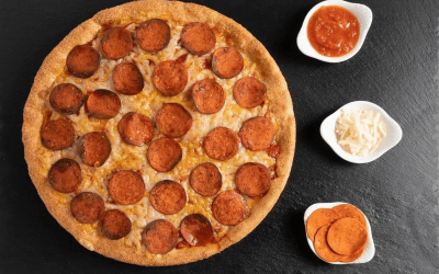 11 Spots In SoFlo To Eat Vegan Pizza   Picks From The Community